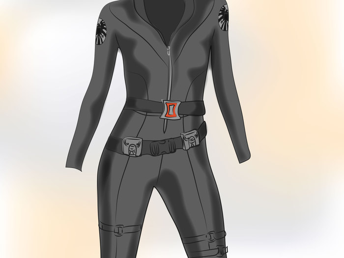 How To Dress Like Marvel S Black Widow Natasha Romanov
