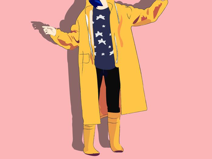 How To Dress Like Coraline Jones